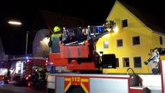 Galerie Einsatz 57 B3 - Wohnugsbrand